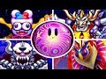 Evolution of Final Bosses in Kirby Games