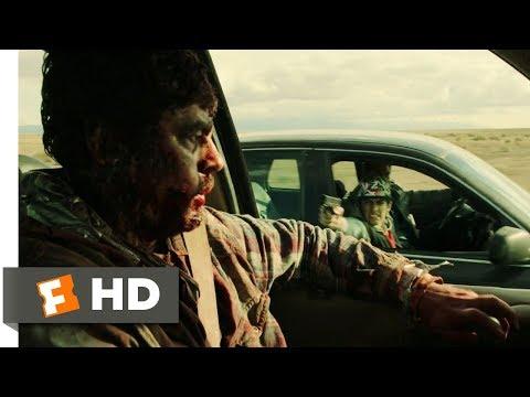 Sicario: Day Of The Soldado (2018) - A Single Grenade Scene (10/10) | Movieclips