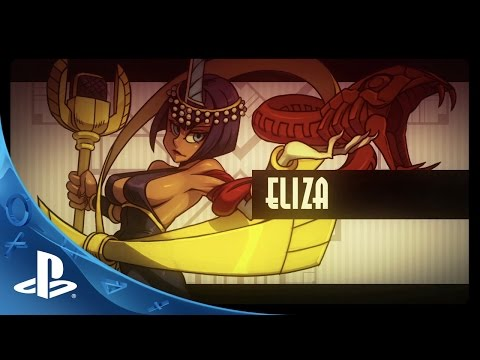 Skullgirls Encore -- Eliza Debut Trailer | PS3