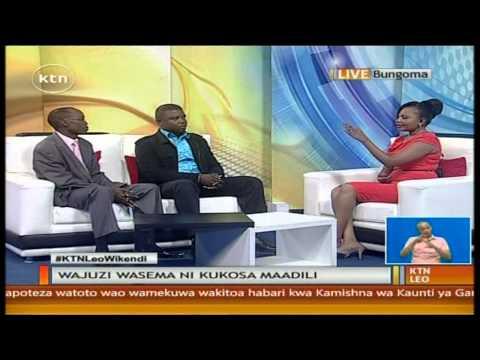 MAZUNGUMZO 18th April 2015 Mdahalo wa ndoa kwenye radio