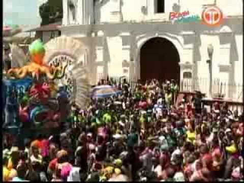 Culeco Domingo de Carnaval 2014 - Calle Abajo de Las Tablas