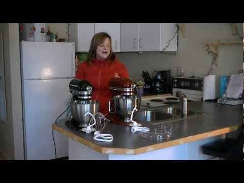 KitchenAid Classic Vs. KitchenAid Artisan Mixer Review