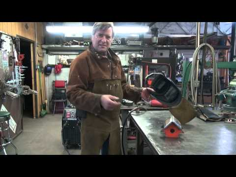 How to Weld Outside Corners - Kevin Caron