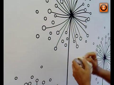 Videotutorial Instalación de vinilos en pared lisa