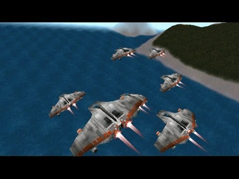 Star Wars Rogue Squadron mission 16 The Battle of Calamari V Wing