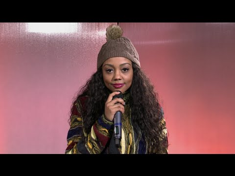 Asia Sparks talks getting co-signed by 50 Cent & perfroms live on 'Ladies First'