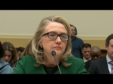 Hillary Clinton Testifies at Benghazi Attack Hearing:  Cites Lack of Funding in Global Outposts