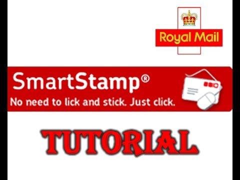 Smart Stamp - Royal Mail - Basics Tutorial