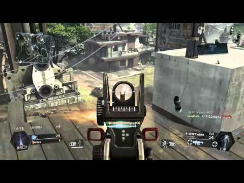Titanfall Multiplayer Gameplay LIVE Online - OWNAGE!! (Xbox One Titanfall Beta 1080p HD)