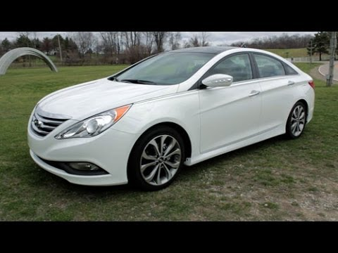 2014 Hyundai Sonata Limited Review - Lotpro video