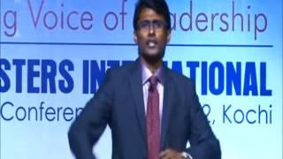 Raising the Bar - Winning Toastmasters humorous speech at Reverberations 2012 (D82) - Alexander Babu