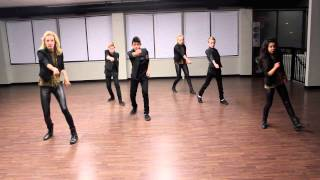 NXG Juniors | Paint This House @4everBrandy | Alexander Chung Choreography