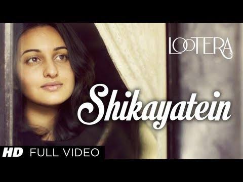 Shikayatein Lootera Full Video Song | Sonakshi Sinha, Ranveer Singh