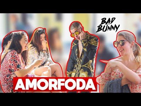 Broma Con Letra de Canción de Bad Bunny - Amorfoda