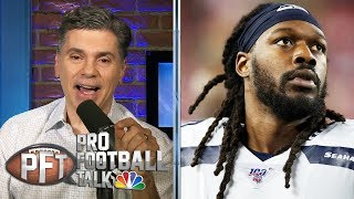 Seahawks may need to get creative to keep Jadeveon Clowney | Pro Football Talk | NBC Sports