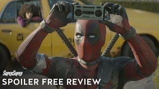 Deadpool 2- Spoiler Free Review in HINDI | SuperSuper