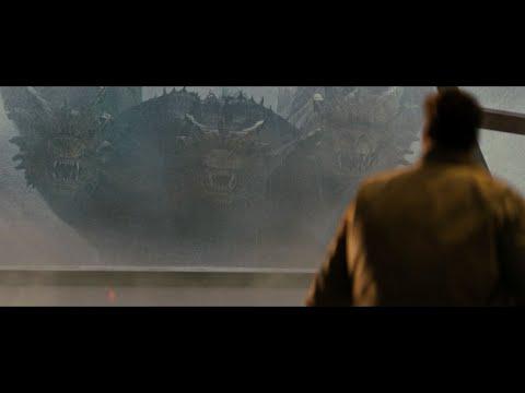 今夏首發必看災難鉅作 【哥吉拉Ⅱ怪獸之王】
