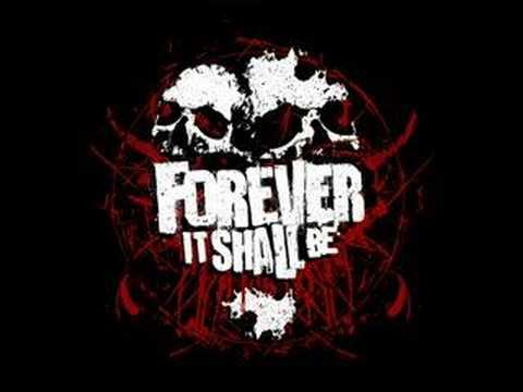 Forever It Shall Be - Cant Stop The Bleeding