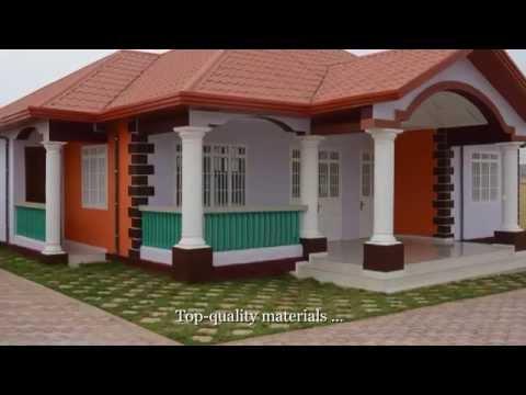 Guinea House Tour: Gomboya Plot 8