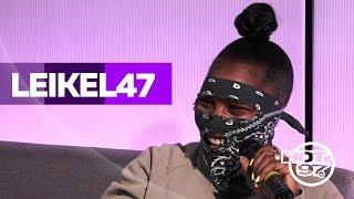 Leikeli47 On Her Mask, Wash&Set + Dying Everyday