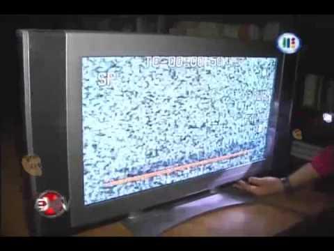 Extranormal Casa de los Perros 1ra parte Laura Rivas fantasmas en el televisor 20 junio 2010