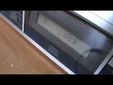 REVOX B225 Hi-end CD Player: Broken