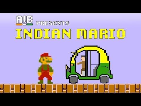 Aib : Indian Mario video