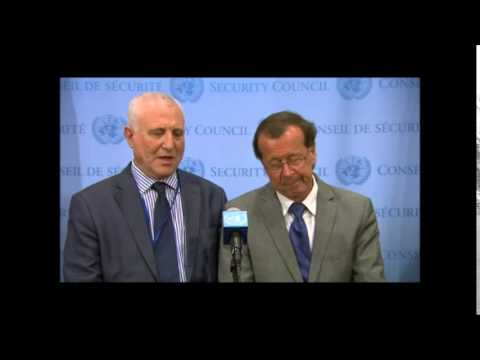On DRC, ICP Asks Kobler of FDLR Delay, Inaction on Army's Minova Rapes, Cause of Drone Downing
