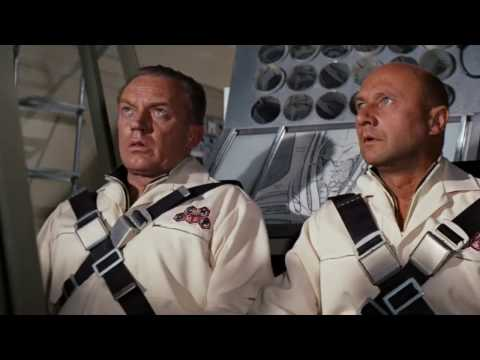 Shrinkage - scene from Fantastic Voyage (1966)