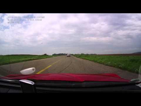 Mazdasrazy.cz | P�lava 2014 My RX-8 vs. Machbuster's RX-8 sprint 4fun
