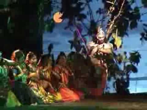 Shri Krishna Raslila, Ananya Dutta, Deepika, Gopis, Maha Rakh 2013, Joysagar, Video-3 video