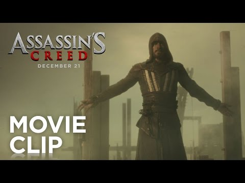 "Assassin's Creed | ""Leap Of Faith"" Clip [HD] 
