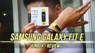 Chả khác gì Mi Band 3: Samsung Galaxy Fit e đắt hơn 300K có gì?