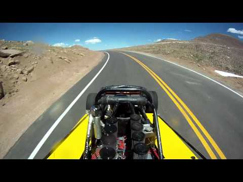 Spencer Steele, Jimmy Olson, Dave and Allison Kern and Savannah Rickli take you up pikes peak with no speed limits and a ton of skill. Ride along and check b...