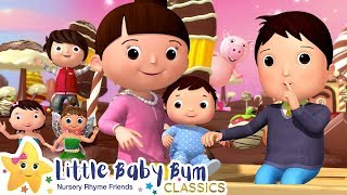Row Row Row Your Boat Song + More Nursery Rhymes & Kids Songs - Little Baby Bum