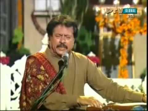 Attaullah Khan Essakhelvi sari raat runi aan   YouTube