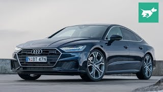 Audi A7 2019 review
