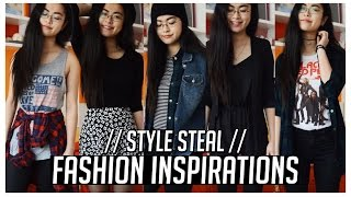 STYLE STEAL ♡ Fashion Inspirations // Sugar&Spice, Halsey, Chrissy Costanza, Geordie Gray