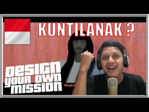 KUNTILANAK !? - Grand Theft Auto Extreme Indonesia DYOM #2