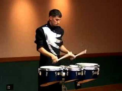 2004 Mystikal Colby Beers tenor solo Video