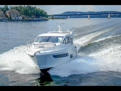 Luxury Combined With Comfort | 2019 Sea Ray 460 Sundancer For Sale Lake Of The Ozarks, Missouri