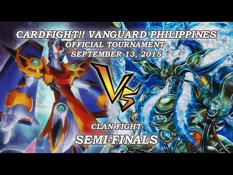 Gear Chronicle Vs Bluish Flame - Cardfight!! Vanguard Philippines
