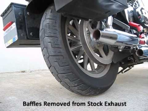 Converting Stock Harley Exhaust Slip-ons