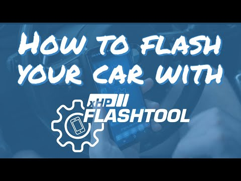 xHP Flashtool APK Cover