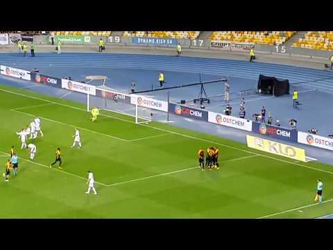 Динамо - Янг Бойз. Останні 5 хвилин матчу. Dynamo Kyiv - Young Boys. Last five minutes.