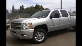 New 2014 Chevrolet Silverado 3500HD 4WD Crew Cab SRW LTZ for sale in Brooks AB