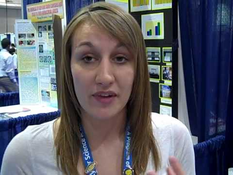 Intel ISEF 2009: Fighting Superbugs, Validating Disinfectants