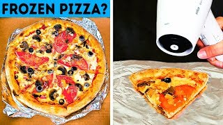 28 CRAZY FOOD HACKS AND FOOD FAILS