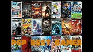 All best PSP Games action adventure fighting iso for androind Gdm