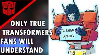 Only True Transformers Fans Will Find Funny Part 2 😅
